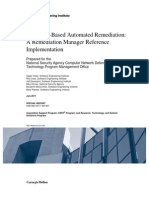 Standards-Based Automated Remediation