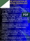 Copy of SAIT-I (Knowledge Management & ERP)