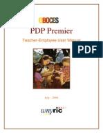 Teacher - Documentation
