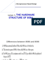 Lecture-5-The Hardware Structure of 8086