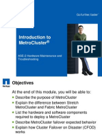 07 ASE2 Introduction to Metro Cluster v1.0