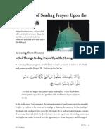 The Merits of Sending Prayers Upon the Messenger