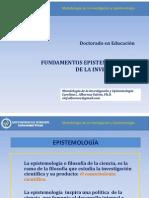 L1 FundamentosEpistemologicosInvestigacion CarolinaAlbornoz