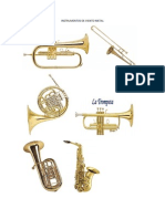 Instrumentos de Viento Metal