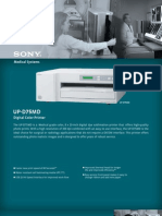 Printer Sony Upd75md