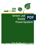 Green Jobs in Food System-Final