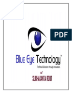 Blue Eyes Full Seminar Report