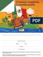 Nuestra Constitución 3° RIEB Alumno 2011-2012