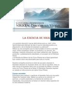 La Esencia de Nikken