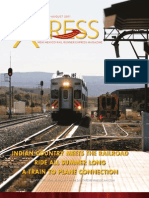 June-August 2011 Xpress New Mexico Rail Runner Express Magazine