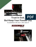 TrustInGod-AssemblyMag-July2011