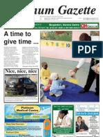 Platinum Gazette 22 July 2011
