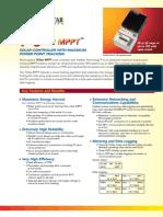 TriStar MPPT Datasheet