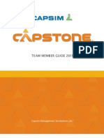 2011 Capstone Team Member Guide