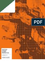 Political Science Alumni Newsletter | Summer 2011