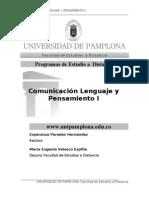 Comunicacion Lenguaje y to I