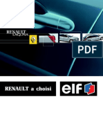 La Notice d'Utilisation Renault Laguna 2