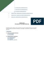 Descripción de las Redes Eléctricas (pendiente)