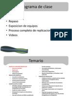 4.Generalidades. REPLICACION