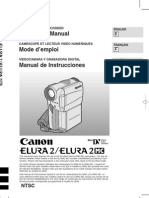 Canon ELURA 2MC Manual
