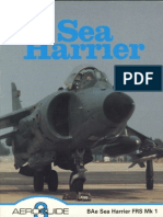Aeroguide 3 Sea Harrier FRS1