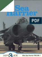 Aeroguide 3 Sea Harrier FRS1