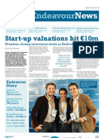 Endeavour News 2011 Q1