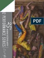 East Alabama Arts 2011-12 Performance Series Season Brochure