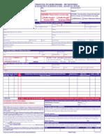 Fedex Bill of Lading