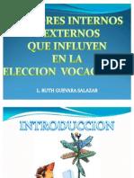Factores Internos y Externos Que Influyen en La
