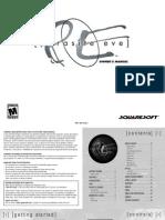 Parasite Eve I Manual