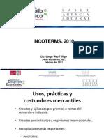 Incoterms 2010 - Presentacion[1]