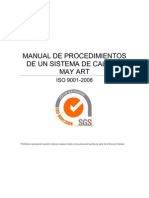 Manual de Calidad May Art...04 Finel