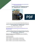 PETROBRAS TEC.DE SUPRIM.BENS E SERV.Jr - ADMINISTRAÇÃO - CONCURSO 2011