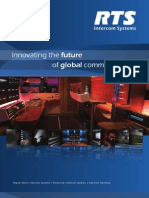 RTS Product Catalog 2009