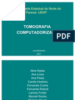 Tomografia Pronto - Slides