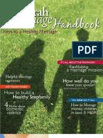 Utah Marriage Handbook (Web Version 2009)