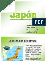 trabajo grupal, JAPÓN