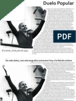 Dos editoriales