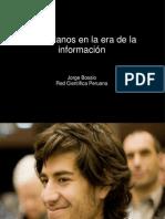 FIL 2011 ciudadanos digitales