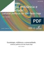 Leituras Políticas de Paulo deTarso hoje