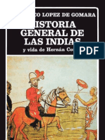 López de Gómara, Francisco-Historia de las Indias y vida de Hernán Cortés