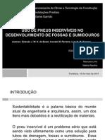 USO DE PNEUS INSERVÍVEIS NO DESENVOLVIMENTO DE FOSSAS