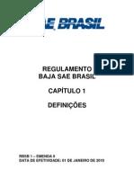 RBSB 1 - Definicoes - Emenda 0