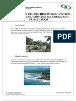 5_EL SALVADOR_Principales centros turisticos