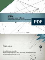 Oficina_SoftwareLivre-e-Design