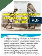 POBLACIÓN INDIGENA Y POLITICAS PÚBLICAS EN EL PERÚ