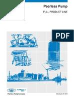 Peerless Full Product Line B-1270_Brochure