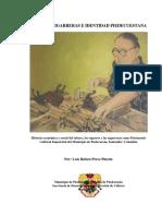 Mujeres Cigarreras e Identidad Piedecuestana (2011)