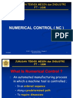 001-Introduction to Numerical Control